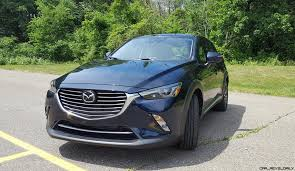 2016 mazda lineup road test review 2016 mazda cx 3 grand touring by carl malek