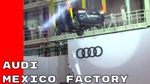 Audi Q5 Features - audi factory in mexico featuring the new 2017 audi q5 youtube