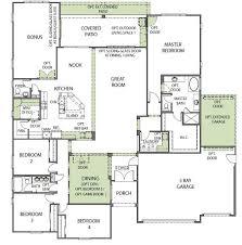 Ponderosa Floor Plan Ponderosa Model 4 Bedroom 2 5 Bath New Home In Bakersfield Ca