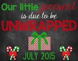 christmas pregnancy announcement pregnancy announcement ideas we ve never seen before