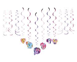 halloween mask cutouts amazon com american greetings amscan ami 675513 my little pony