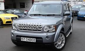 land rover hse 2012 used 2012 land rover discovery 4 sdv6 hse 8 speed high spec very