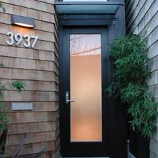 Frosted Glass Exterior Doors We Could See An Non Frosted Glass Door For The Back Doors Rdc And