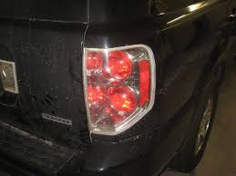 honda pilot tail light 2008 honda pilot tail light bulbs replacement guide 001