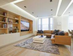 HDB Room K  Buangkok Green Interior Design Singapore - Modern ceiling designs for living room