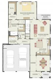 Micro Floor Plans by The Braddock 2a Floor Plan Signature Homes