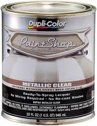 amazon com dupli color bsp301 metallic clear coat paint shop