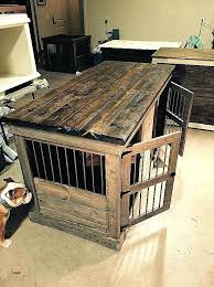 dog kennel side table dog kennel end table affordable dog crate end table dog kennel