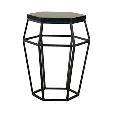 Hexagon Side Table Ford Hexagon Side Table Singapore Furniture Rental