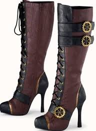s pirate boots for sale knee high steunk boots ruby likes ruby