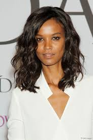 2014 hairstyles for medium length hair liya kebede at the cfda fashion awards 2014 medium length hair