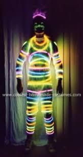 Cool Halloween Costumes Glowman Costumes Llc Glow Dark Glow Stick Halloween