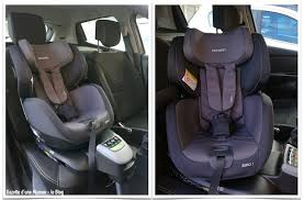 siege auto isofix crash test gazette d une maman le ma déception concernant le siège