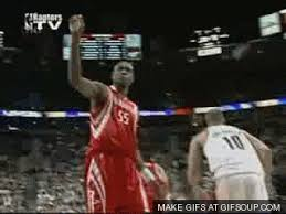 Mutombo Meme - today in sports history dikembe mutombo rejections steemit