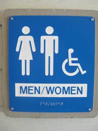 Bathroom Sign Language Bathroom Access For Transgender Community Poses Design Challenge