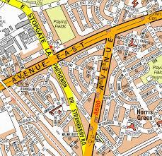 Map Az Why Are A Z Maps So Easy To Read A Z Maps