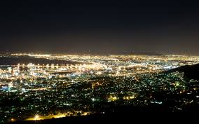 night time glory cape town pinterest cape town cape town