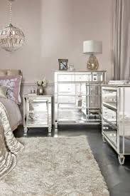 Nightstands With Mirrored Drawers Best 25 Mirrored Furniture Ideas On Pinterest Mirror Furniture