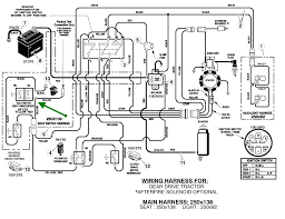 john deere l125 wiring diagram wiring diagram simonand