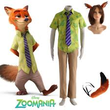 online buy wholesale nick wild costume from china nick wild