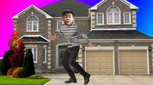 i robbed a house youtube