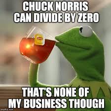 Divide By Zero Meme - the rock driving meme imgflip