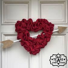 valentines wreaths 55 best wreaths valentines day images on