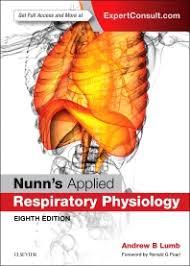 Human Anatomy And Physiology 8th Edition Nunn U0027s Applied Respiratory Physiology 8th Edition