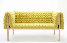 sofa canapé quilted sofas canape ruche by inga sempe