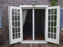 French Doors Wood - doors awesome retractable screens for french doors phantom