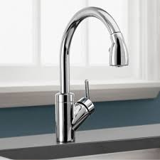 Commercial Style Kitchen Faucets Copper Blanco Meridian Semi Professional Kitchen Faucet Centerset