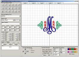 monogram wizard plus lettering design software
