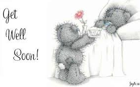 get well soon teddy get well soon teddy take rest graphic images photos pictures