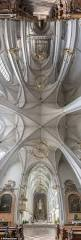 Church Ceilings Breathtaking Panoramic Pictures Of Exquisite Church Ceilings