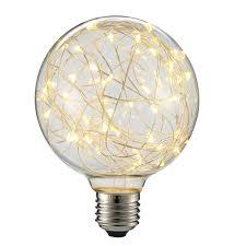 led globe bulb for ambient light kingso g95 diy ul listed