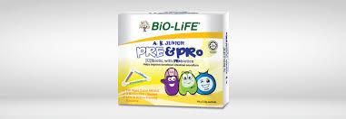 Obat L Bio a b junior pre pro
