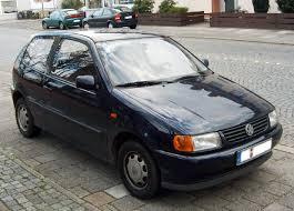 volkswagen hatchback 1995 file volkswagen polo 1 jpg wikimedia commons