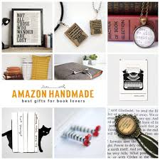 12 best book gift ideas from amazon handmade