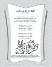 fall similes vocabulary lesson plan for autumn grades 3 6