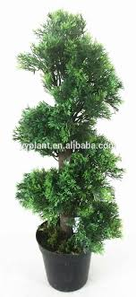 wholesale indoor outdoor artificial plants bonsai small trees