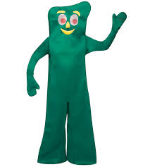Budweiser Halloween Costumes Gumby Costume