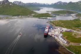 Dutch Harbor Alaska Map by About Us City Of Unalaska International Port Of Dutch Harbor