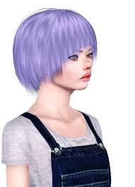 Mushroom Hairstyle Kaleido S Mushroom Hairstyle Retextured By Jas Sims 3 Hairs