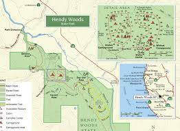 Utah State Parks Map by Annie Outdoorsy Mama Hendy Woods State Park California