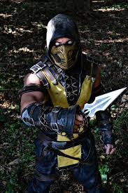 Scorpion Costume Scorpion Costume Mortal Kombat X Cosplay Is Baeee Tap The