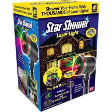 as seen on tv outdoor light decoration shower laser light