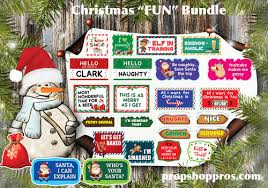 christmas signs christmas signs bundle photo booth props prop signs