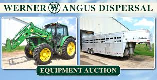 sullivan auctioneersupcoming events werner angus dispersal