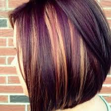 hair colours fall hair colours