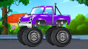 monster truck videos for toddler baby video car wash youtube